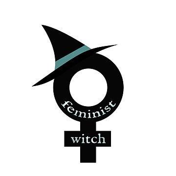 Feminist Witch by crzycatfeminist