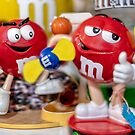 M&Ms by JohnKarmouche