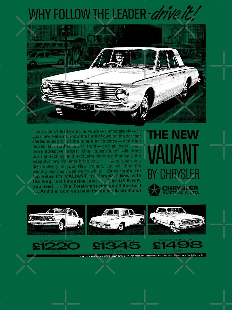 CHRYSLER VALIANT by ThrowbackMotors