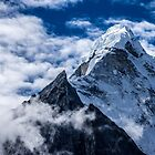 Ama Dablam North Face by MichaelJP