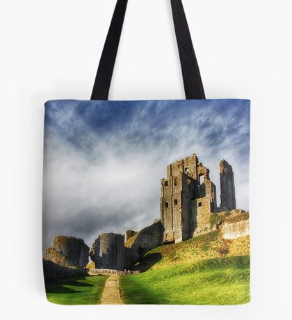 The Old Castle Tote Bag