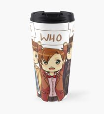 Chibi SuperWhoLock Thermobecher