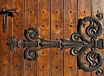 Church door by aleksandra15