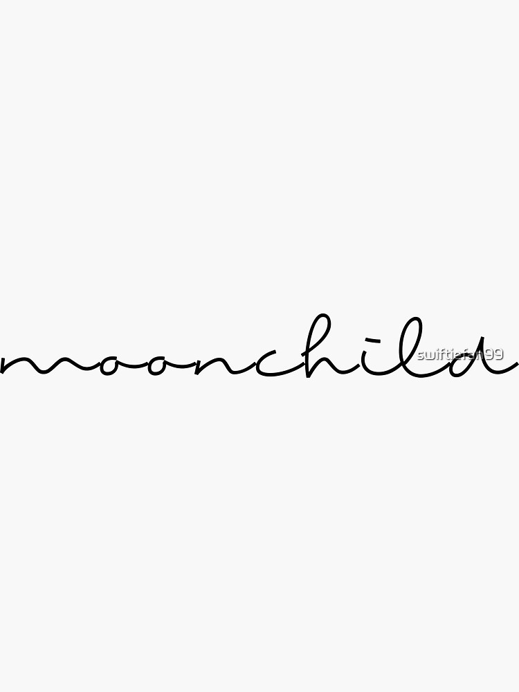 Moonchild by swiftiefan99