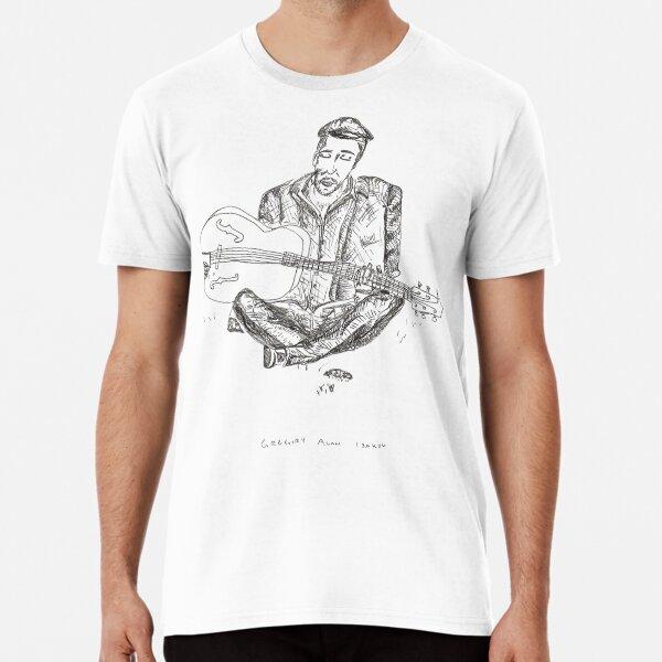 Gregory Alan Isakov Premium T-Shirt
