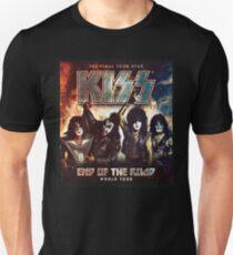 KISS TOUR MERCH Unisex T-Shirt