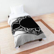 Mandelbrot 2018-12-29-004 Comforter