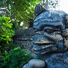 Bali Statue by Bobby McLeod
