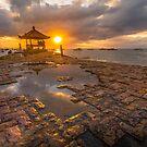 Bali Sunrise by Bobby McLeod