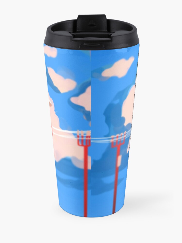 Alternate view of summer magic Travel Mug