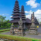 Bali Taman Ayun Temple by Bobby McLeod