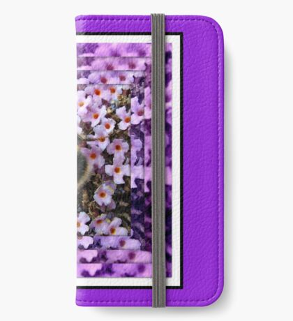 Mining Operations - Bee at Work iPhone Flip-Case