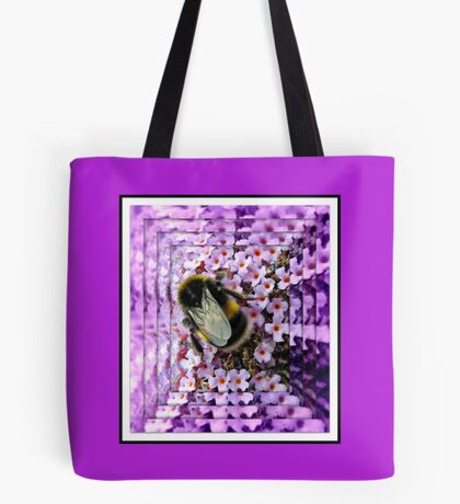 Mining Operations - Bee at Work Tote Bag