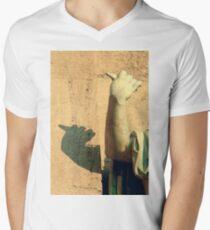 Hitch a ride  Mens V-Neck T-Shirt