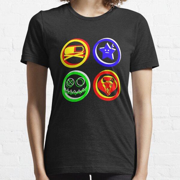 MCR Danger Days Killjoys Symbols Camiseta esencial