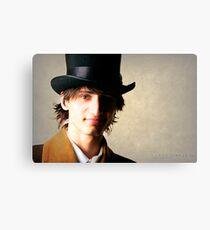 young gentleman Canvas Print