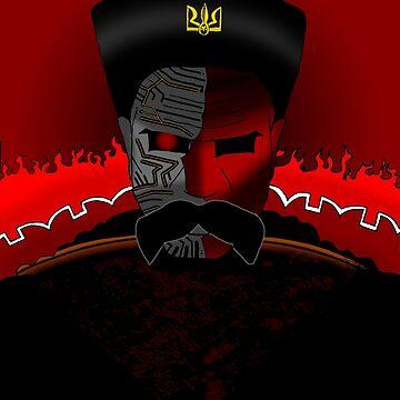 Cyborg Cossack by thesamba