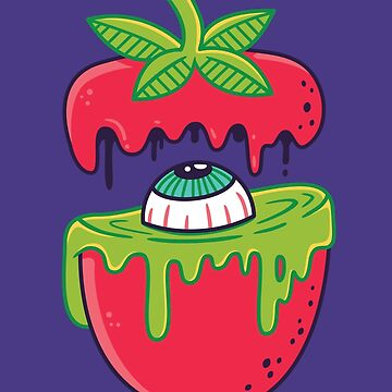 Drip Berry by strangethingsA