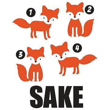 For Fox Sake by superflygeckos