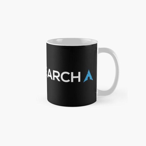 BTW I USE ARCH Classic Mug