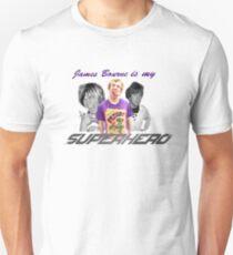 James Bourne Is My Superhero T-Shirt