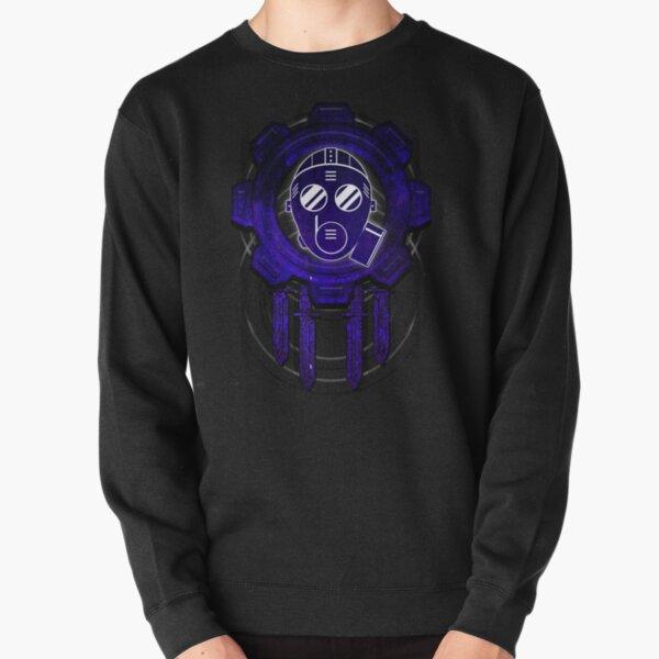 Rubberman's Gear -Blue variant Pullover Sweatshirt