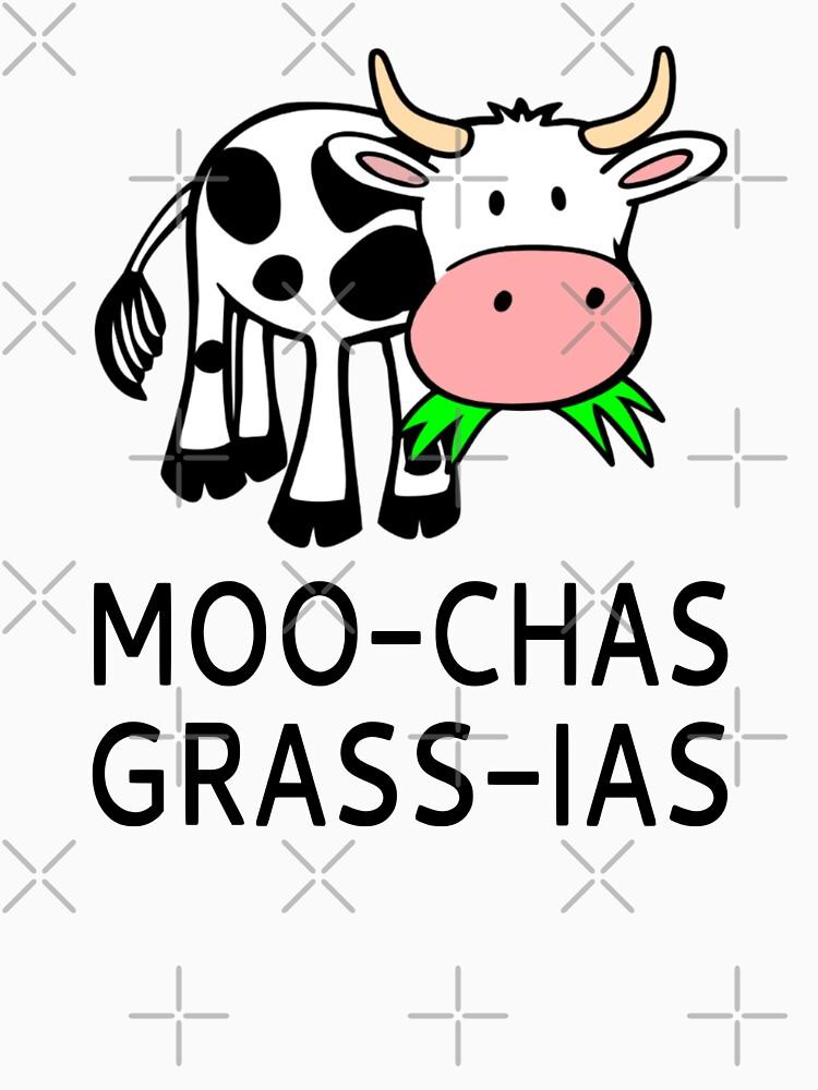 Moo-chas Grass-ias (Muchas Gracias) de coolfuntees