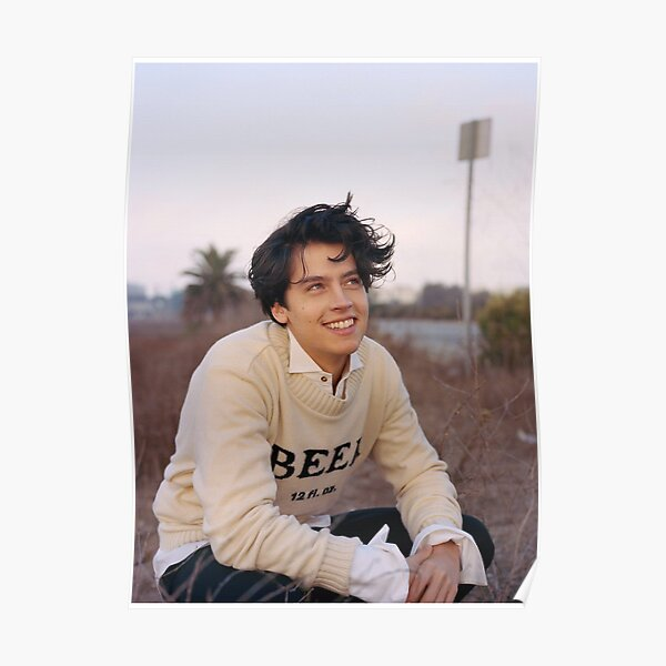 cole sprouse Póster