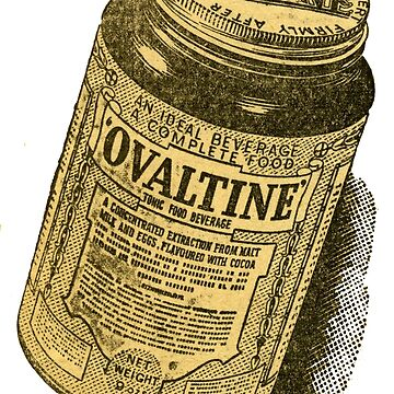 1932 Ovaltine. Tasmanian Made!  by taspaul