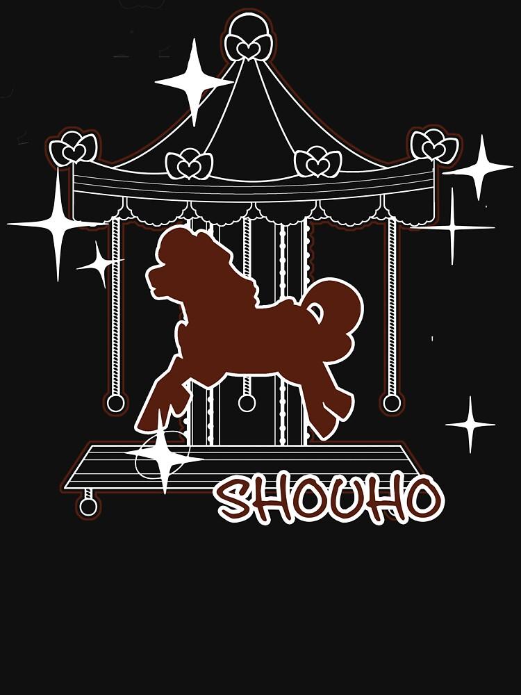 Shouho Carousel - Dark Shirt by shouho