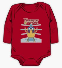 Wrestling time 2 One Piece - Long Sleeve