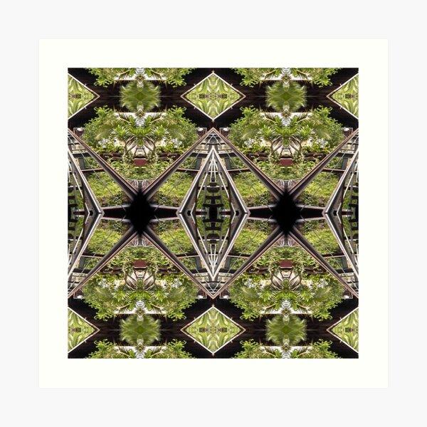 Funicular M4-3 Art Print