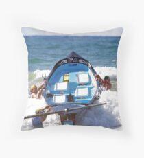 ASRL Navy Torquay 05 Throw Pillow