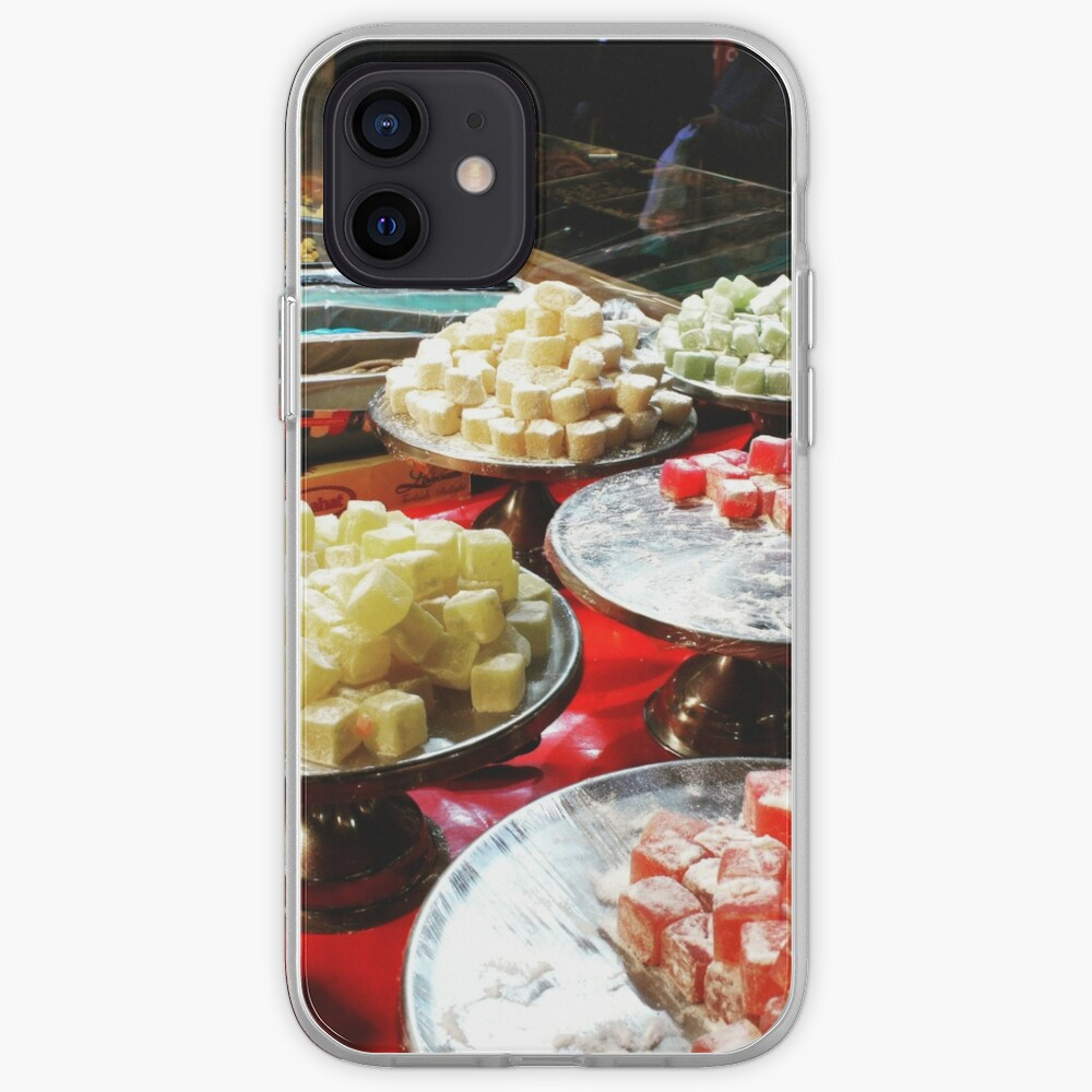Turkish Delights Sweets  iPhone Case & Cover