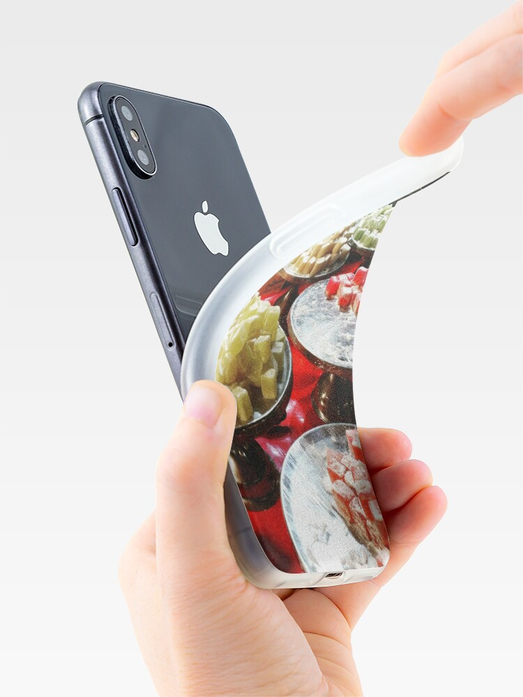 Alternate view of Turkish Delights Sweets  iPhone Case & Cover