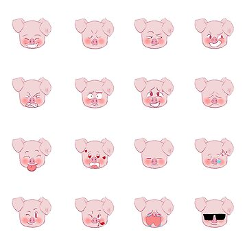 Cutie Pig by Lia Jung by liajung