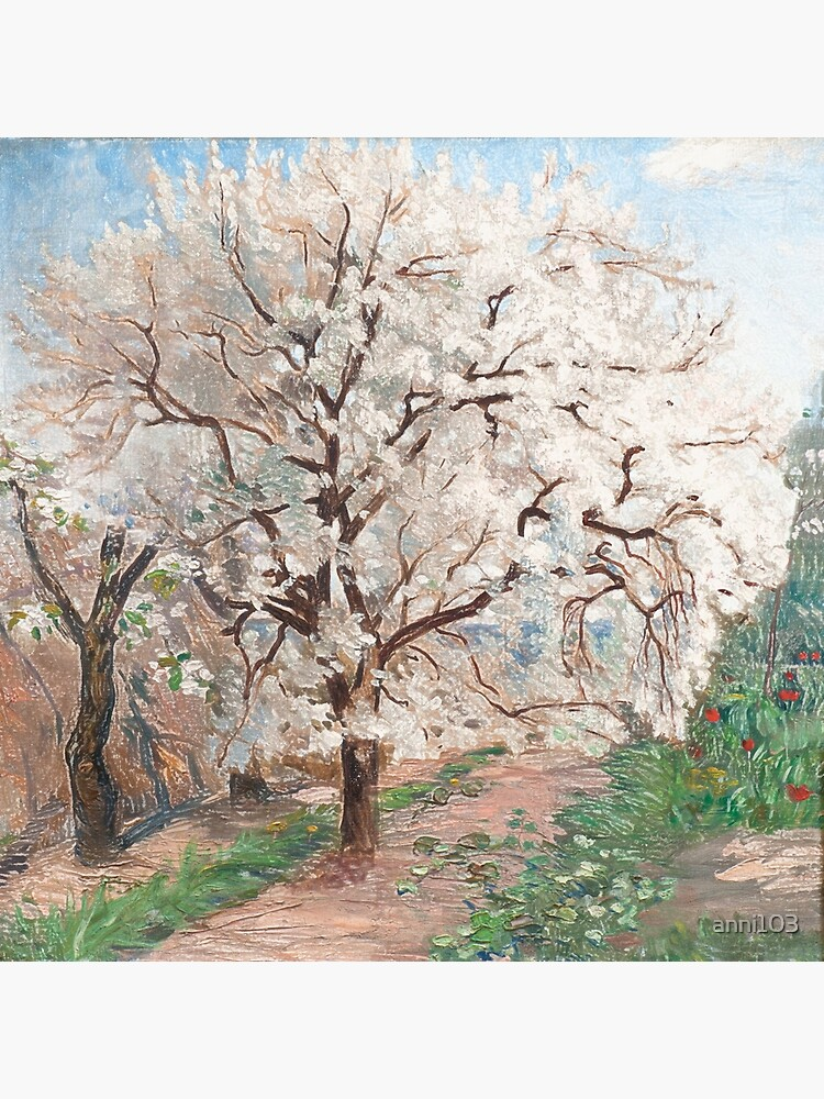 Trees in blossom by anni103