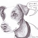 Where The Valentine Is My Bone !?!? by Juhan Rodrik