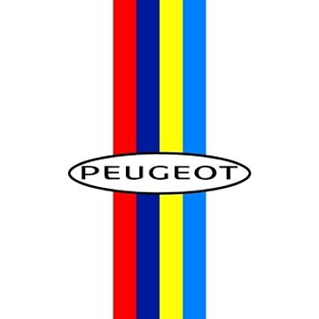 Peugeot sport by camisetascharly