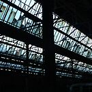 Warehouse Roof - Tram Yard by vardoske