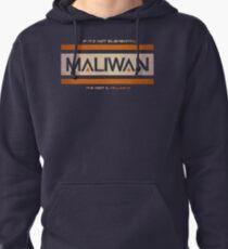 IF IT'S NOT ELEMENTAL, IT'S NOT A MALIWAN! Pullover Hoodie