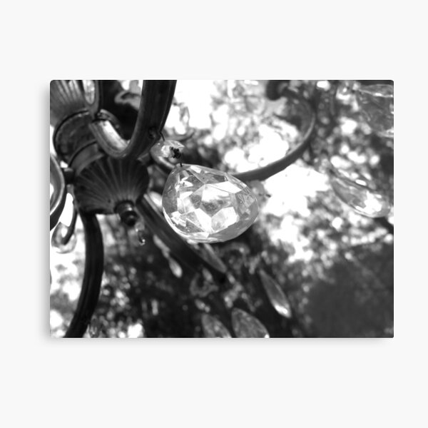 candle in the wind Metal Print
