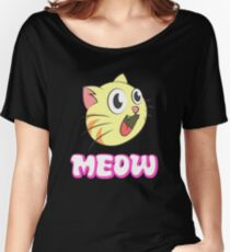 Meow Loose Fit T-Shirt