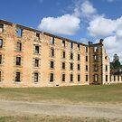Port Arthur Prison by Sprinkla