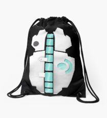 Dead Space Life Suport Drawstring Bag