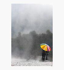 Under My Umbrella Photographic Print