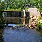 Coon Creek Dam by ECH52
