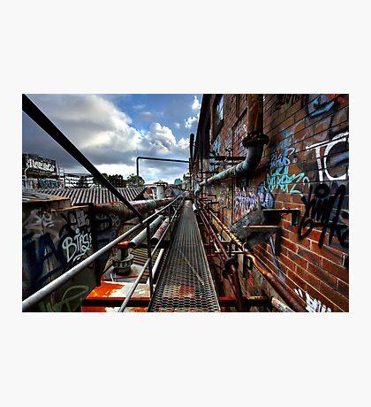 Gangway Photographic Print