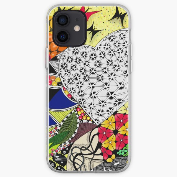 Bursting Spring Energies iPhone Soft Case