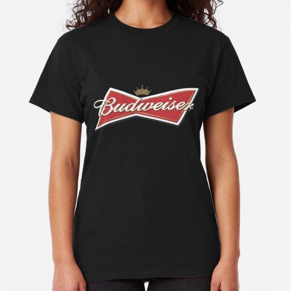 Budweiser Beer Official Logo Classic T-Shirt